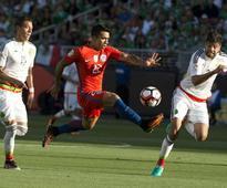 2016 Copa America: Chile vs Mexico