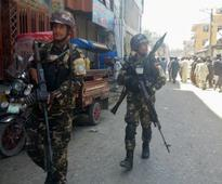 Taliban militants kill 11 Afghanistan soldiers at a military base in Kandhar