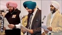 Punjab: Not Deputy CM, Sidhu given Local Government, Tourism portfolios; Manpreet Badal gets Finance