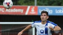 Ched Evans: Chesterfield striker scores on return to football