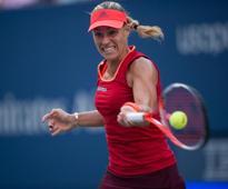 Angelique Kerber battles into third round in Stuttgart