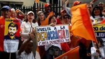 OAS chief blames Maduro government for Venezuela crisis