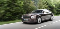 Report: Bentley Mulsanne to Gain Electric Powertrain