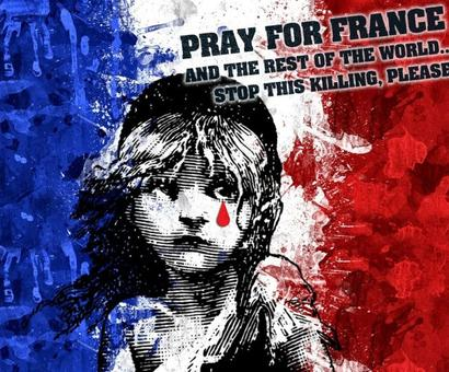 #PrayforNice: World weeps for France