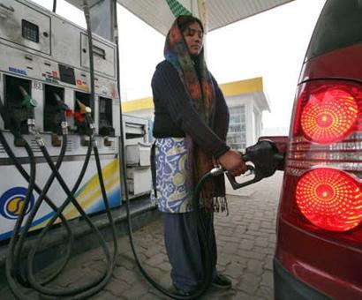 Modi govt's crude oil party finally over?