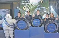 Michelin launches the new Primacy SUV tire