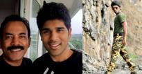 'Patriotic' Allu Sirish hoping to learn a lot from Mohanlal in Major Ravi's war drama