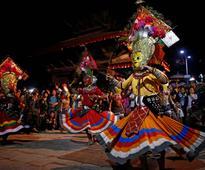 Indra Jatra celebrations