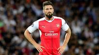 Giroud to make Arsenal return - Wenger