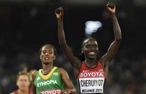 Sports: World champion Cheruiyot faces challenge from Saina and Kipyego