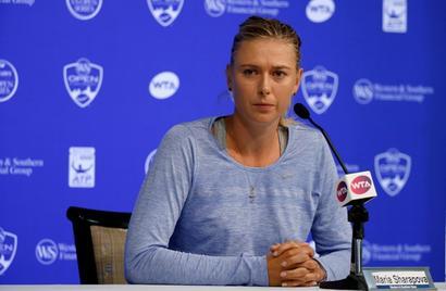 Becker believes Sharapova deserves second chance