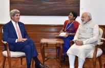 Kerry briefs PM about 2nd India-US Strategic Dialogue