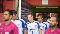 AFC Cup: John Johnson's late strike gives all 3 points to Bengaluru FC in Mal