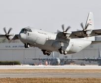 New gallery: Lockheed Martin C-130J Super Hercules