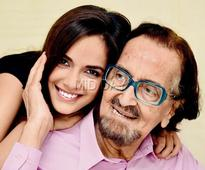 Father-daughter Alyque and Shazahn Padamsee exchange notes on love