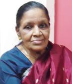 Gracy Monteiro (80), Bendore, Mangalore