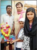 16-year-old Muslim girl carves out Ganesha i...