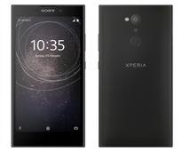 Sony Xperia XA2 Ultra with dual front cameras, Xperia XA2 and Xperia L2 press renders surface