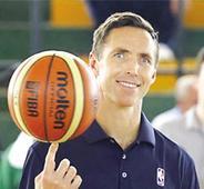 2-time MVP Nash arrives