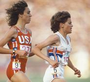 From rivalry to reunion: Mary Decker and Zola Budd meet after 30 years