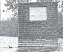 Forgotten projects: Stone sinks in pool of apathy