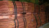 Zambia's 2015 copper production remains below 800,000 MT