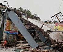 Kolkata flyover collapse: Murder charge against ten officers of construction firm dropped