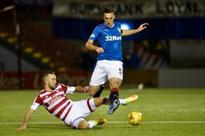 Hamilton Accies vs Rangers player ratings as our man picks his star of the show from New Douglas Park