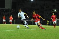 Sukma XVIII: Sarawak held mighty Terengganu to a goalless draw