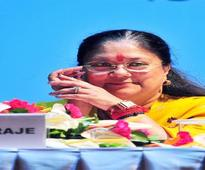 Chief minister Vasundhara Raje moots music & sports therapy for Kota students