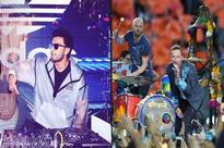 Coldplay performance just heated up with Ranveer Singh joining the bandwagon