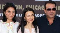 Sanjay Dutt cuts short his trip to celebrate Raksha Bandhan with sisters Priya and Namrata Dutt