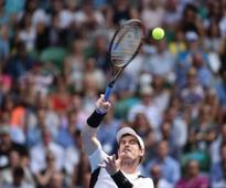 Andy Murray into semis