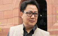 'Did Home Ministry, Lashkar Work In Tandem On Ishrat Case?' Asks Kiren Rijiju
