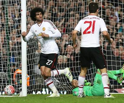 FA Cup: Man United spoil West Ham party to reach semis