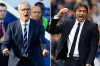 Leicester manager Ranieri hopes Chelsea win title