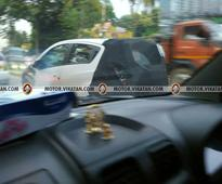 Spied: Chevrolet Beat Activ spotted testing in Bengaluru