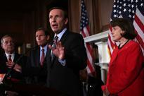 Democrat senators falsely accuse GOP of selling guns to ISIS, attack gun owners
