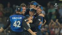 Sensational direct-hit run out clinches ODI series victory for Black Caps