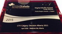 CTV Calgary wins 2015 RTDNA Digital Award