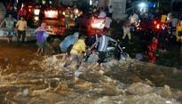 Andhra Pradesh: At least 7 dead in deluge, Met dept warns of 5 more days of rain