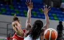 Serbia beats winless Senegal 95-88 in women's basketball