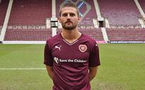 Hearts midfielder Perry Kitchen desperate to sink Celtic title party