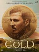 Akshay Kumar celebrates his `golden` Jubilee with the poster of `Gold`!