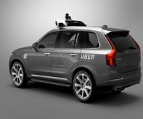 Volvo Signs Agreement With Uber to sell tens of thousands of autonomous vehicles