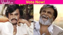 Rajinikanth's gangster look or swag look- which avatar would you root for?