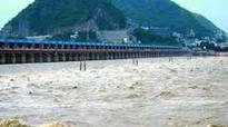 More water flows out of Godavari in Telangana