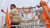Ram temple is issue no. 3 in UP for RSS