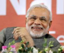 I am also giving exams like you, says Modi to students