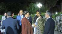Iran, Afghanistan stress fighting drug trafficking